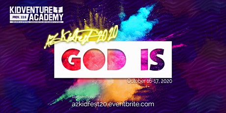 AZ KidFest 2020: GOD IS tickets