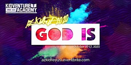 AZ KidFest 2020: GOD IS tickets