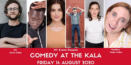 NY Events Presents - COMEDY @ The Kala tickets