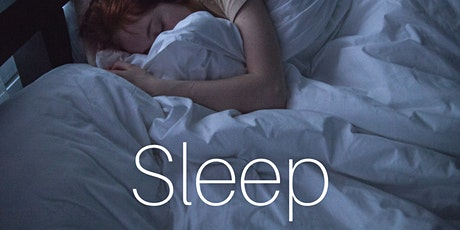 Nutrition for Sleep tickets