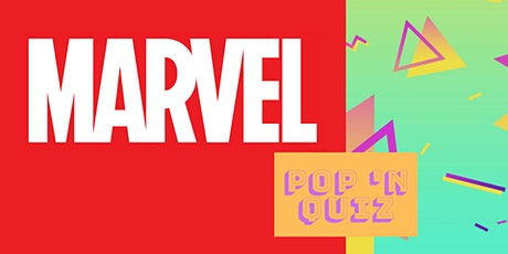 Pop 'n Quiz Marvel Universe billets