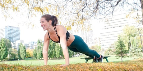 Outdoor Workout tickets