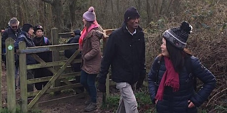 Free led walk in Greenford on the canal and Horsenden Hill tickets