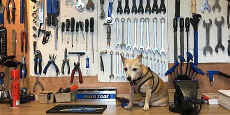 Introduction to Essential Bike Maintenance tickets