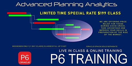 $199 P6  Training in Houston, Tx tickets