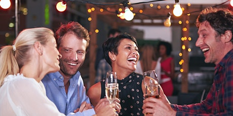 Friday Night Singles Party - Riverside Bar, Vauxhall (Age Range: 40-55) tickets