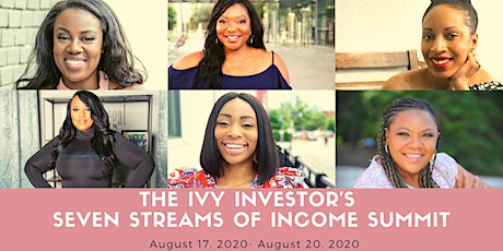 Mastering the 7 Streams of Income Summit tickets