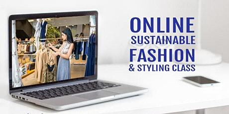 Online Fashion Class: How To Create Capsule Wardrobe tickets