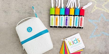 Offrir à nos enfants plus d'autonomie avec le kit aroma pédiatrique billets