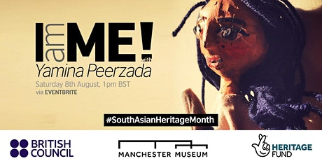 I am Me  (Online Puppet Making Workshop) for  South Asian Heritage Month tickets