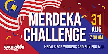 Warrior Merdeka Challenge tickets