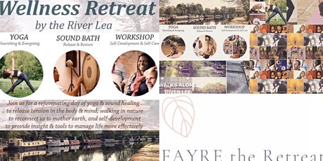 Wellness Day Retreat | YOGA + SOUND + SELF GROWTH + RIVER WALK | tickets