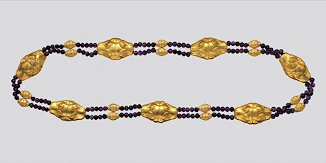 Zoom into Middle Kingdom Egypt: Evening Option Lecture 2 Jewellery tickets
