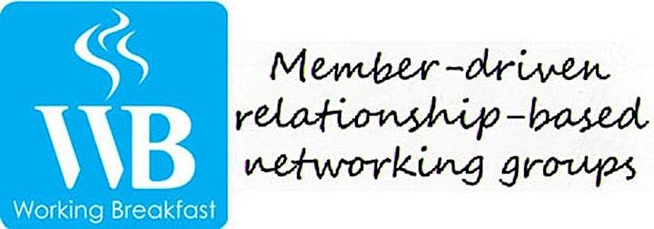 Working Breakfast: Online Networking Meeting image