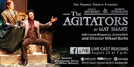 The Agitators by Mat Smart, LIVE Cast Reading tickets