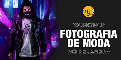 Workshop - Fotografia de moda (Dream Job) Turma RJ ingressos
