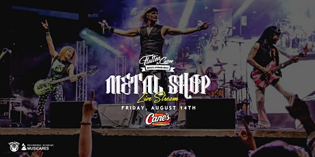 Metal Shop [Limited Seating and Live Stream] tickets