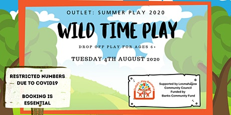 Wild Time Outdoor Play tickets
