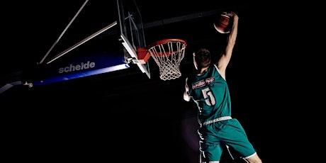 Basketball workshop Groene Uilen - Moestasj tickets