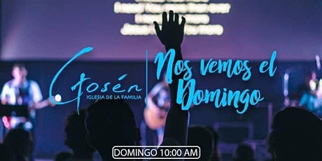 Gosen: Servicio En Vivo tickets