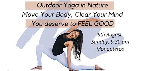 Outdoor Yoga Auf English in Englischer Garten Tickets