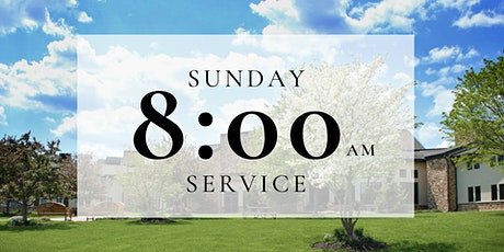 Outdoor Sunday Service | Aug 9 | 8:00AM tickets