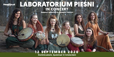 Laboratorium Piesni in Concert (Extra Afternoon Concert) tickets