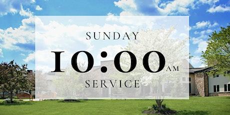 Outdoor Sunday Service | Aug 9 | 10:00AM tickets