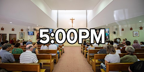 5:00PM MASS  @ OLOW SYLVANIA tickets