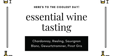 Essential Wine Tasting - White Wines tickets