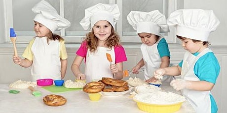 Virtual Space 2 Be Me Time - Big Cook Little Cook with Vicky and Andie tickets