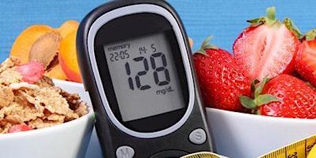 Free Online Diabetes Prevention & Management Webinar tickets