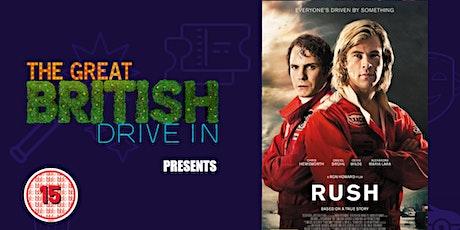 Rush (Doors Open at 19:00) tickets