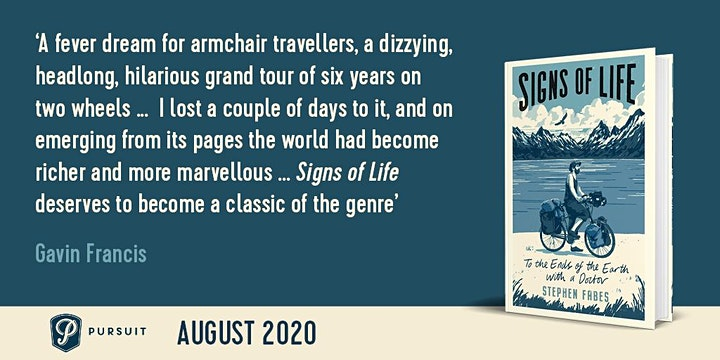 Signs of Life: The Book Launch image