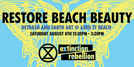 Restore Beauty to the Beach - Detrash Event tickets