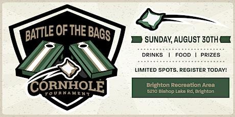 Battle of the Bags | Cornhole Tournament tickets