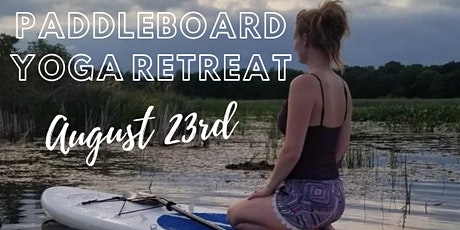 Paddleboard Yoga Half-Day Retreat tickets