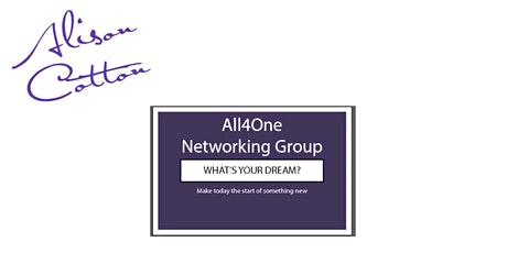 All4One Networking Meeting (virtual) tickets