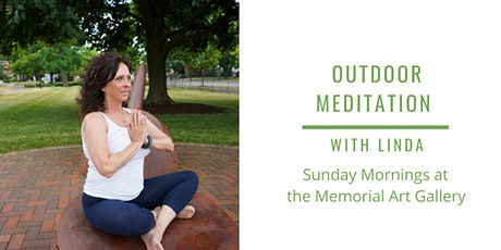 Outdoor Meditation at the Memorial Art Gallery with Linda tickets