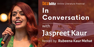 DESIblitz Online Literature Festival – In Conversation with Jaspreet Kaur