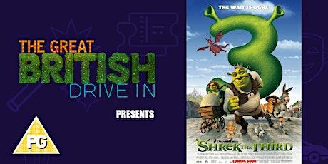 Shrek The Third (Doors Open at 09:00) tickets