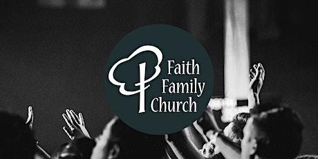 FFC Worship Service - August 9, 2020 tickets