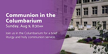 Columbarium Communion tickets