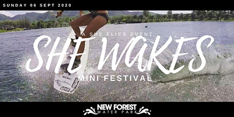 SHE WAKES Mini Festival - a She Flies Event tickets