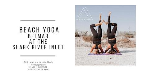 Beach Yoga at Belmar Beach: Shark River Inlet tickets