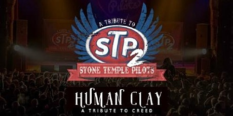 STP2 with Human Clay Creed Tribute tickets