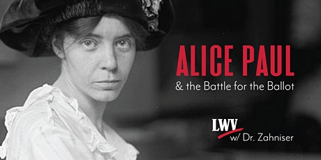 Alice Paul & the Battle for the Ballot tickets