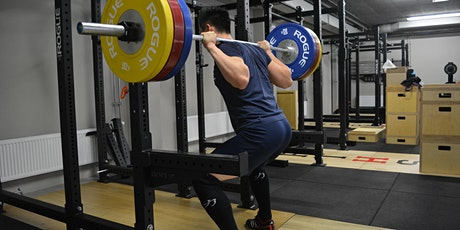 Powerlifting (di,wo) & weightlifting workshops (do) GSKV Northside Barbell tickets