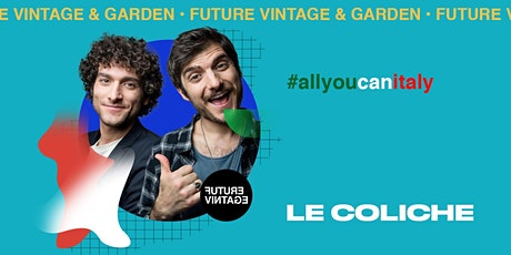 LE COLICHE // Future Vintage 2020 tickets