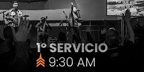SAI de Adoración 9:30am entradas